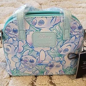NWT Loungefly Disney Stitch purse